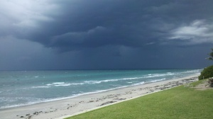 Storm Front Coming