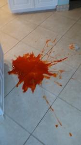 Hot Sauce...Hot Mess