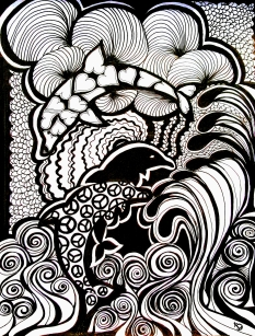 2016-09-21-19-06-35 Dolphin Zentangle
