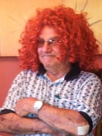 Dad-wearing-Merida's-wig