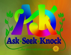 Ask-Seek-Knock-Logo