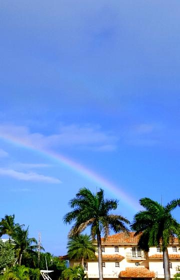 Rainbow-in-the-sky
