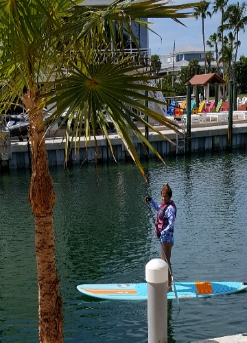 Paddle-board-time